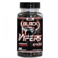 BLACK VIPERS (100 капс)