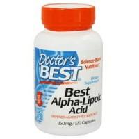 Best Alpha-Lipoic Acid 600мг (120капс)