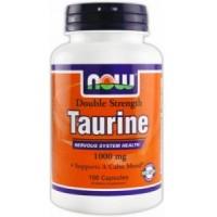 Taurine 500 mg (100капс)