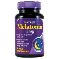 Melatonin 1 mg (90таб)