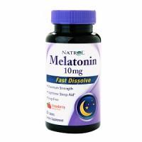 Melatonin Fast Dissolve 10 мг (60таб)