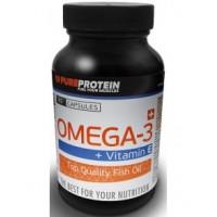 OMEGA-3 + Vitamin E (60капс)